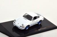 1:43 PORSCHE 911 Carrera RS 2.7 1973 White/Blue