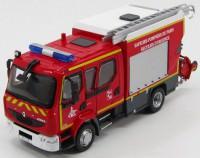 1:43 RENAULT MIDLUM 220 Double Cabine PES5G SIDES-BSPP (пожарный) 2013