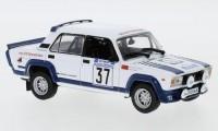 "1:43 ВАЗ 2105 VFTS #37 ""Lada Rally Team"" H.Ohu/T.Diener Rally Acropolis 1983"