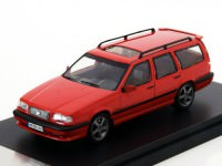 1:43 VOLVO 850 T-5R Station Wagon 1995 Red