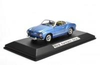 1:43 VW Karmann Ghia 1955 Light Blue/White
