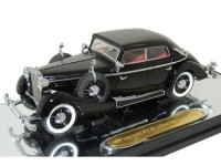1:43 Maybach SW 38 1937 4-door cabriolet (Black)
