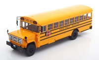 1:43 школьный автобус GMC 6000 SCHOOL BUS 1990 Yellow