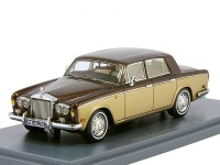 1:43 ROLLS ROYCE Silver Shadow 1974 Metallic Brown/Metallic Gold