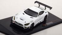 1:43 MERCEDES AMG GT3 Race Version 2017 White