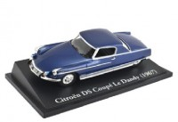 1:43 CITROEN DS Coupé Le Dandy 1967 Blue