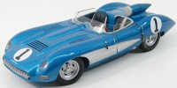 1:18 Chevrolet Corvette SS 1957 (blue)