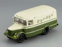 1:43 Павловский Автобус тип 661, фургон для перевозки одежды 1956