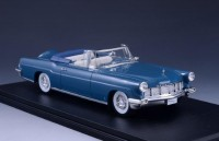 1:43 LINCOLN Continental Mark II Convertible (открытый) 1956 Blue