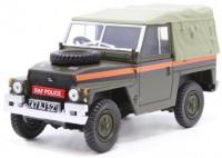 "1:43 LAND ROVER Series III 1/2 Ton Lightweight Soft Top ""RAF Police"" (военная полиция) 1970"