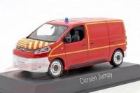 "1:43 CITROEN Jumpy Van ""Pompiers"" (пожарный) 2016"