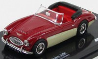 1:43 Austin-Healey 3000 Cabrio (tartar red / ivory)