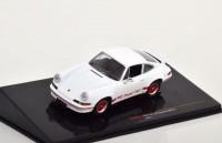 1:43 PORSCHE 911 Carrera RS 2.7 1973 White/Red