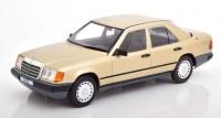 1:18 MERCEDES-BENZ 260 E (W124) 1984 Gold Metallic