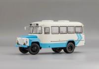 1:43 Курганский автобус 3270 Ижорский завод