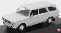 1:43 POLSKI FIAT 125P Kombi 1975 Light Grey
