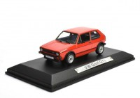 1:43 VW Golf I GTI 1976 Red