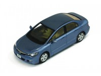 1:43 HONDA CIVIC 4D Sedan (FA5) 2006 Blue