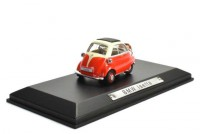 1:43 BMW Isetta 1953 Red/Beige