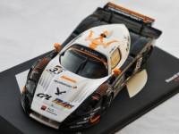 1:43 MASERATI Granturismo MC GT3 #33 Calamia Paul Ricard GT Open 2015