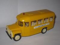 1:43 Курганский автобус-3270 Аэрофлот