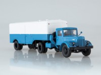1:43 МАЗ-200В с полуприцепом МАЗ-5217