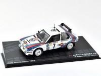 """1:43 LANCIA Delta S4 """"MARTINI"""" #7 Toivonen/Cresto победитель Rally Monte-Carlo 1986"""