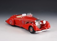 1:43 Mercedes-Benz 540K Special Roadster Mayfair 1937 Red