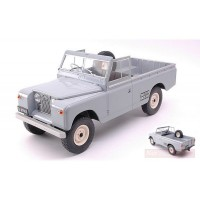 1:18 LAND ROVER 109 Pick Up Series II 4x4 1959 Grey