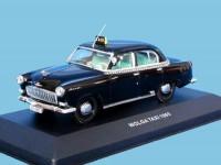 1:43 Горький-M21 (второго выпуска) Такси ГДР
