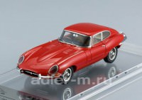 1:43 Jaguar E-Type Series 1 Coupe 1961 (carmin red)