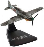 """1:72 Macchi C.205 """"Veltro"""" Республиканской национальной авиации Италия февраль 1944"""