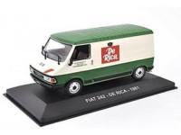 1:43 Fiat 242 De Rica 1981 Green/White