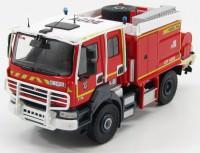 1:43 RENAULT KERAX 4x4 Cabine Profonde Brevet CCFS CAMIVA 34 (пожарный) 2014