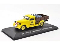 "1:43 FIAT 1100 ELR пикап ""AGIPGAS"" 1954 Yellow/Brown"
