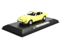 1:43 OPEL GT 1968 Yellow