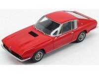 1:43 BMW 2000 TI Coupe Frua 1968 Red