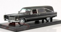 1:43 CADILLAC S&S Hearse (катафалк) 1966 Black