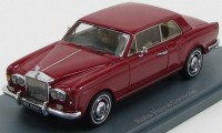 1:43 ROLLS ROYCE Corniche FHC 1971 Dark Red