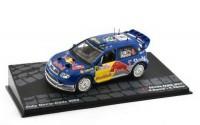 "1:43 SKODA Fabia WRC ""RED BULL"" #11 G.Panizzi/H.Panizzi Rally Monte-Carlo 2006"