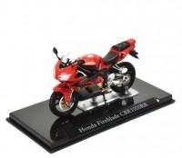 1:24 мотоцикл HONDA Fireblade CBR1000RR Red