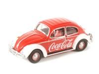 "1:76 VW Beetle ""Coca Cola"" 2018"