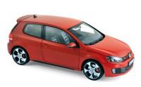1:18 VW GOLF VI GTI (3-двери) 2009 Tornado Red