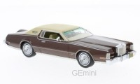 1:43 LINCOLN Continental Mark IV 1973 Metallic Brown/Beige