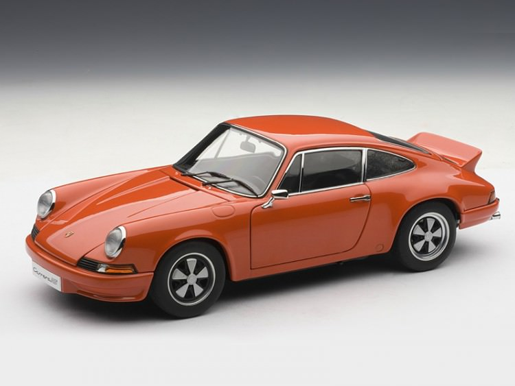 1:18 Porsche 911 Carrera RS 2.7 1973 (orange)