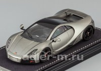 1:43 GTA Spano, L.e. (iron grey)