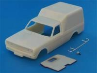 1:43 Модель 24 Пикап (Тент) ТрансКит для моделей IST