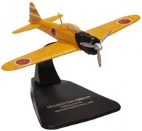 1:72 Mitsubishi A6M2 model 21 Trainer Imperial Japanese Navy 1944