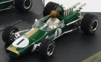 1:43 Brabham Repco BT24 Winner Canadian GP 1967 Jack Brabham