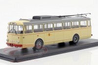 1:43 троллейбус SKODA 9TR Potsdam 1961 Beige